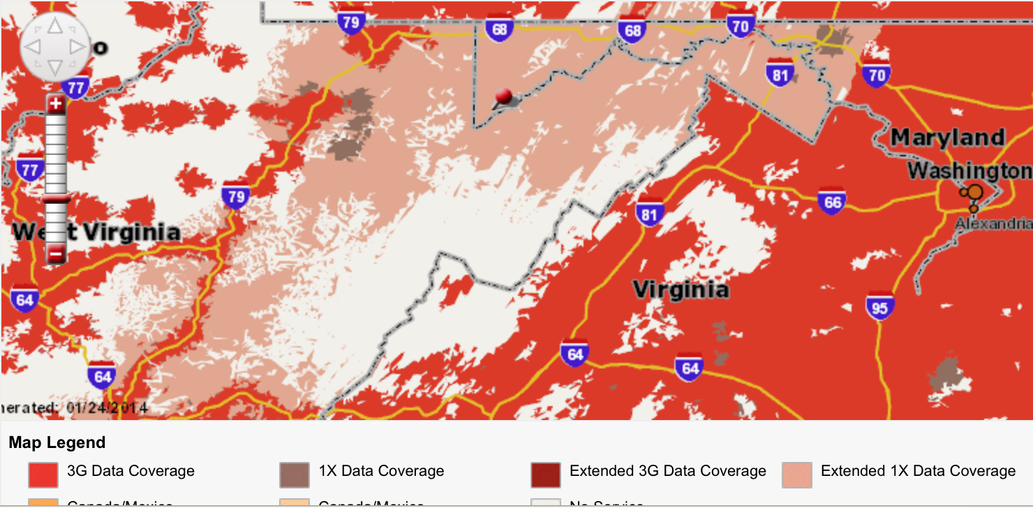 HowardForums: Your Mobile Phone Community & Resource on sprint coverage in idaho, best cell coverage in idaho, verizon wireless map idaho, cricket coverage map idaho, time warner cable coverage map idaho,
