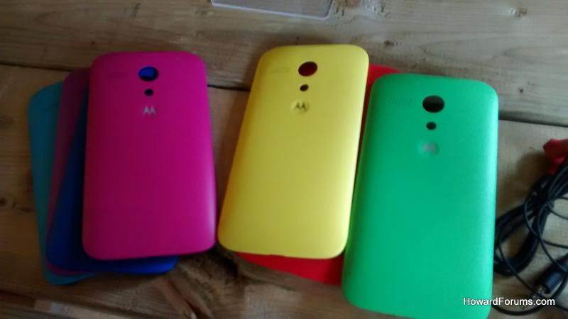 how to get more storage on moto g