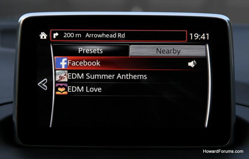 Mazda Mzd Connect Apps >> Our Mazda Connect and Mazda 3 review