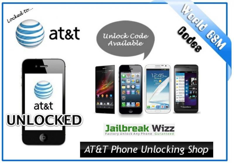 the code to unlock any phone