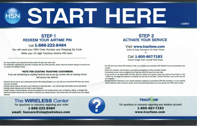 Tracfone Activation Customer Service