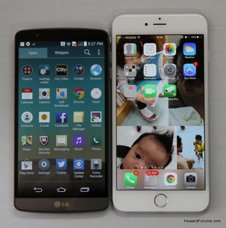 Much Taller Than The LG G3 55 Screen And Almost As Tall 61 Huawei Ascend Mate 2 Way I See It Dont Mind Bezels At All Because Like