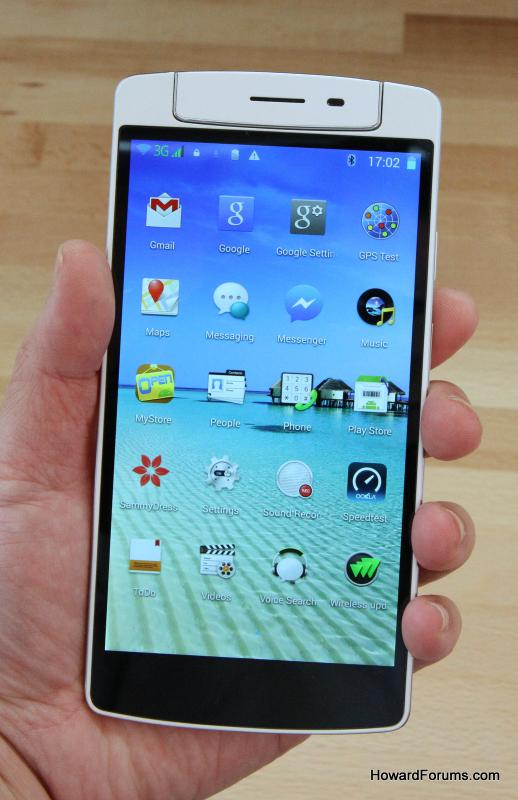 My iNew V8 review - Oppo N1 clone