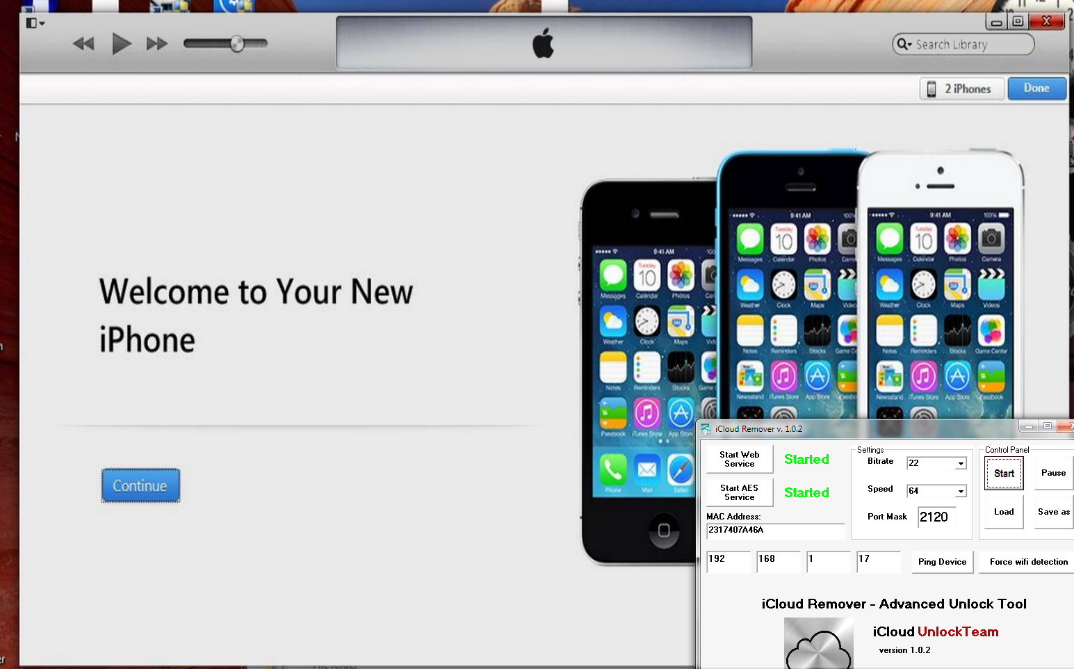 Icloud info and removal, network unlocks through apple GSX ...