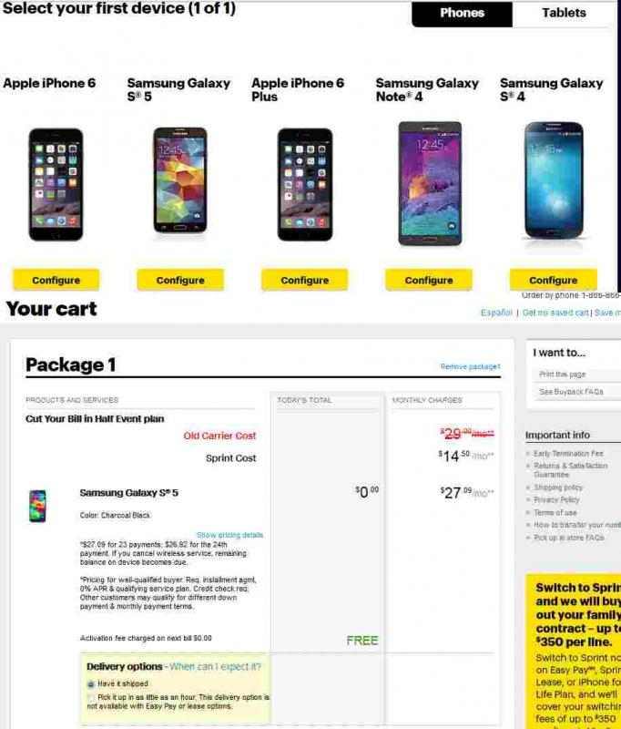 Where to Get Sprint Coupons & Promo Codes If you are a Sprint customer, make sure you're signed up for email updates to access Sprint promo codes and special offers. Sprint may buy back your phone or offer a free phone with a new contract. Sprint discounts may also be applied if you switch to Sprint from another cellular provider%(77).