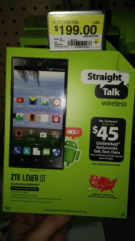 How Much Is A Straight Talk Iphone At Walmart
