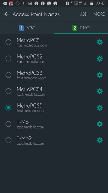 MetroPCS hotspot only for phones purchased from MetroPCS   Blocks