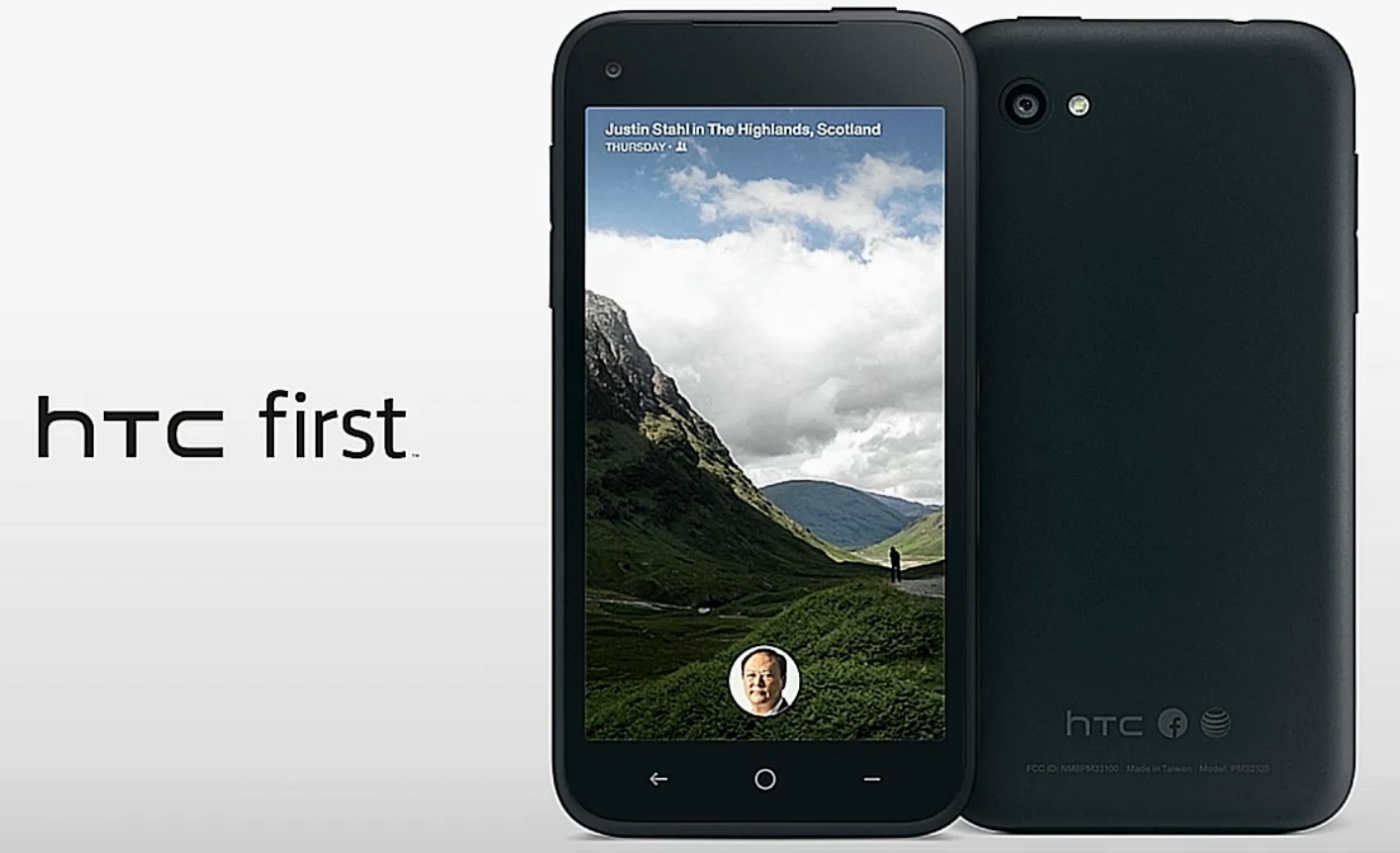 AT&T Free IMEI Unlock for HTC First for AT&T Network