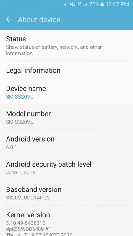 Success! Updated software on Verizon linked Samsung S5 to