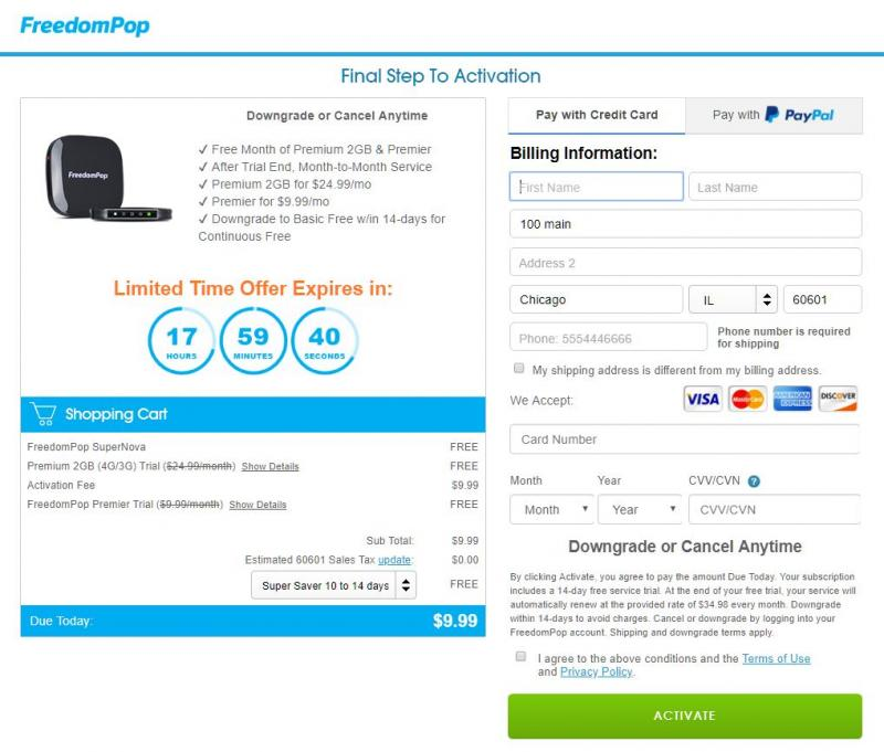 FreedomPop Sprint - Page 2