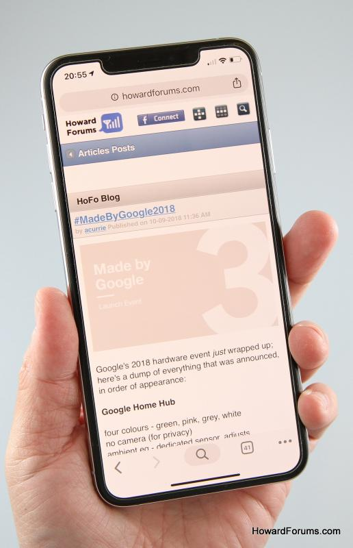 HowardForums: Your Mobile Phone Community & Resource - Our Apple