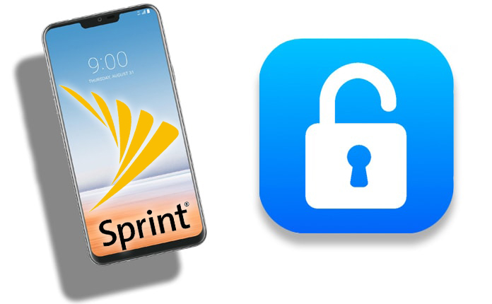 Unlock LG G7 Sprint & Boost [G710PM] Permanently For ANY Sim In the