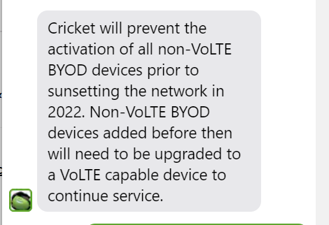 Sucessfull VoLTE Activation on Prepaid! - Page 28