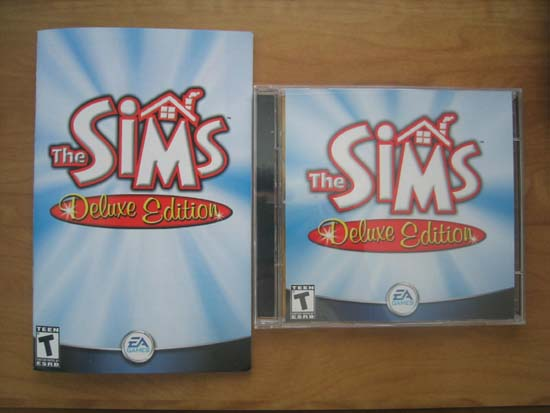 Freecovers. Net the sims deluxe edition.
