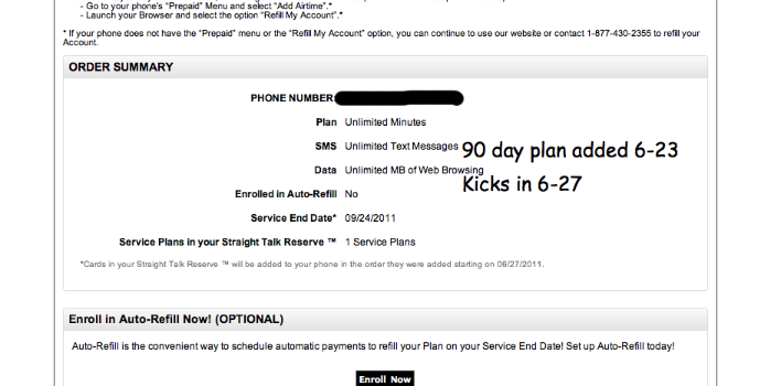 Straight Talk 3 Month Unlimited $99 at Amazon - Page 2
