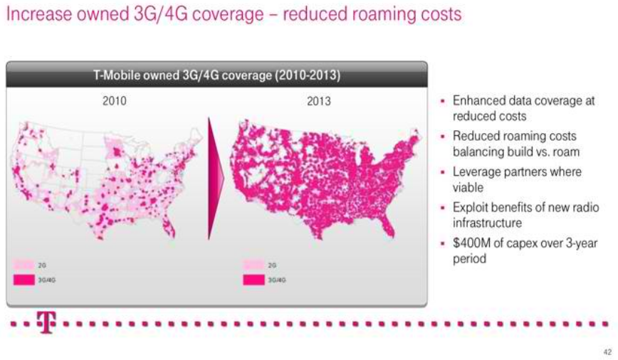 Large G Rollout In Southern Louisiana - T mobile coverage map florida