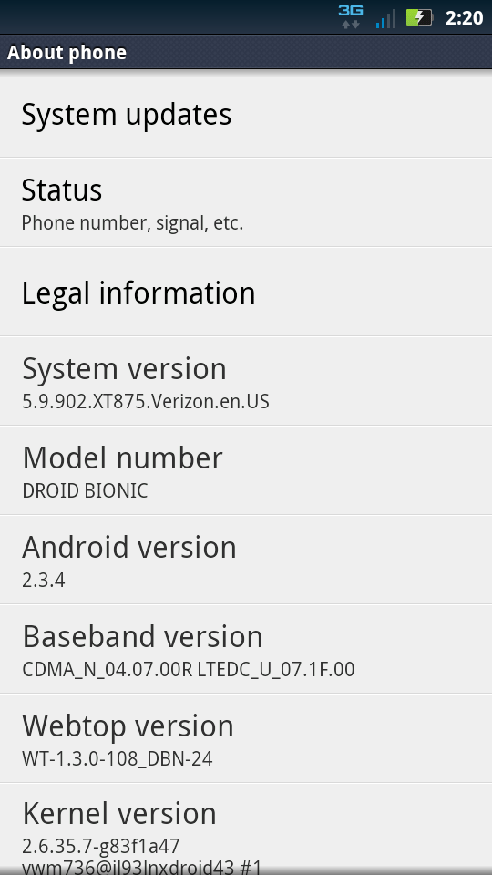 manual activation of droid bionic questions page 4