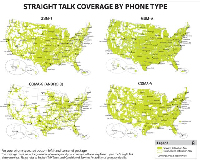 18 EASY TUTORIAL SHOW COVERAGE MAP FOR STRAIGHT TALK PDF
