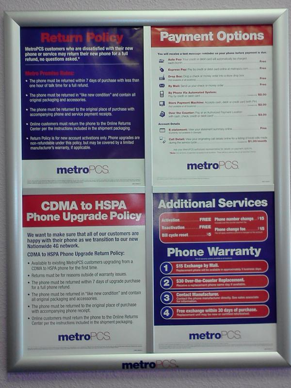 MetroPCS has really gone downhill - Metro PCS | Android Forums
