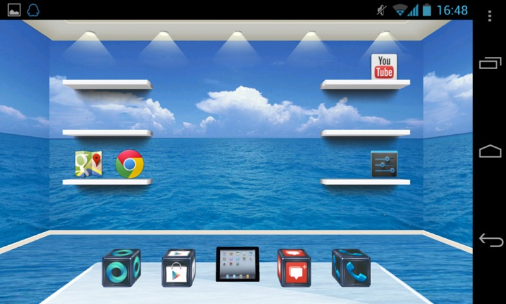 Review 3d home the best 3d app launcher for android for 3d home app