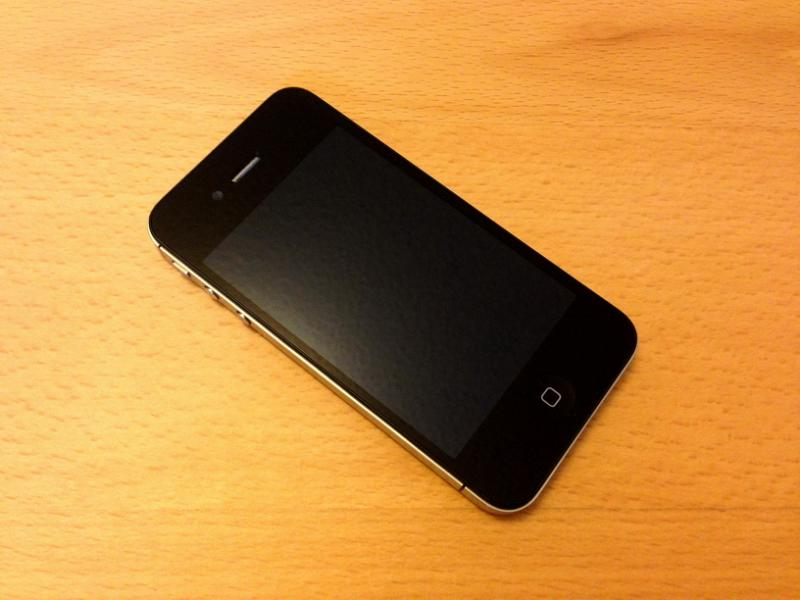 sell my iphone 4s sold iphone 4s 16gb black unlocked amp jailbroken on 6 1 2 16093