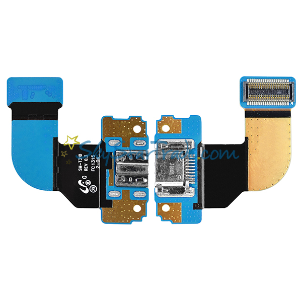 Samsung galaxy tab 3 80 t310 flex cable ribbon with charger port greentooth Choice Image