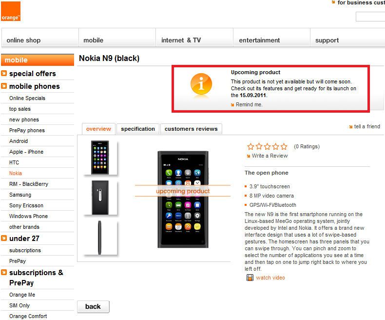Name:  n9 orange launch.png
